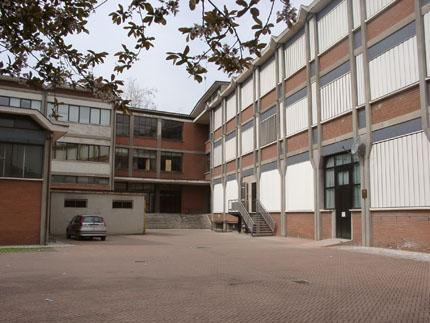 Foto Parcheggio Interno dell'Istituto