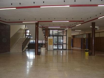 Foto dell' Atrio dell'Istituto
